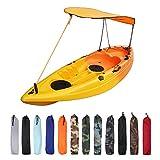 Lixada Kayak Boat Canoe Sun Shade Canopy for Single Person