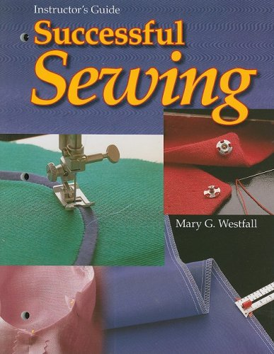 Successful Sewing: Instructor's Guide