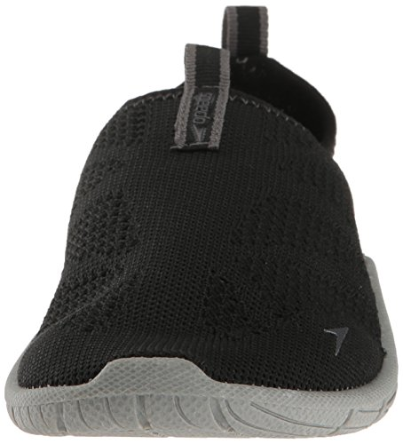 neutral Women''s Shoe Surf Water Athletic Grey Black Speedo Knit 0w6fdqq