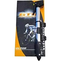 Bomba De Ar Para Bike Alumínio Mini Pump Gts