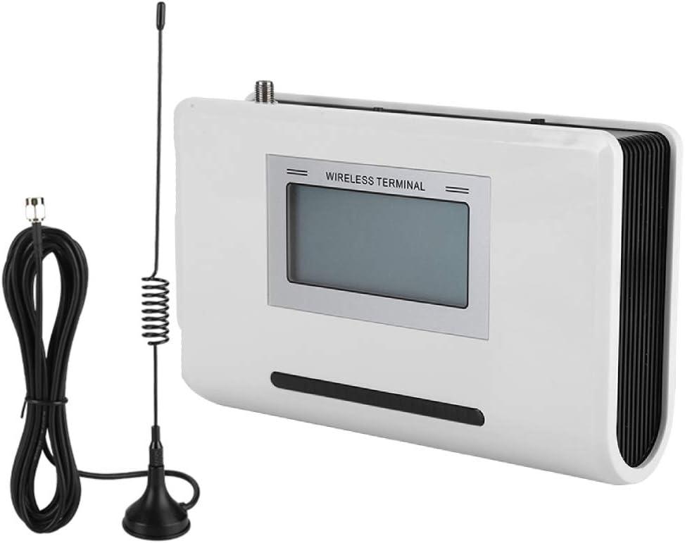 Topiky Cabina telefónica gsm, terminales de Cabina inalámbrica a Cableada Teléfono Fijo gsm 24 Horas El Trabajo Puede conectar la grabadora de Alarma ...