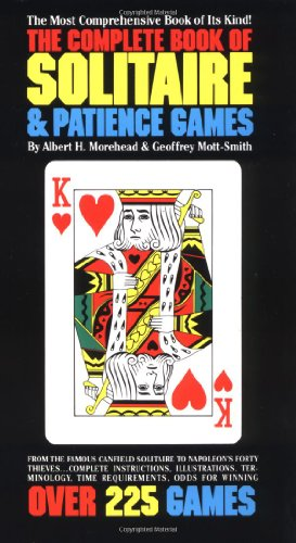 solitaire card games book buyer's guide for 2020