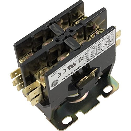 Pole Contactor Spa (Products DPC30-120 30A 115V Double Pole Contactor)