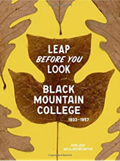 Blueprint for counter education maurice stein marshall henrichs leap before you look black mountain college 19331957 malvernweather Images