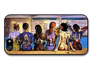 Pink Floyd Rock Band Album Art Women case for iPhone 5 5S