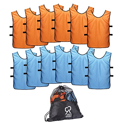 SportsRepublik Pinnies Scrimmage Adults 12 Pack product image
