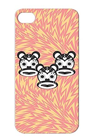 Amazon.com: Black Sugar Skull Monkey Tattoo Miscellaneous ...