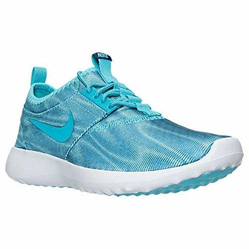 Nike Damen Wmns Juvenate Print Turnschuhe, 38 EU Blue/Blue
