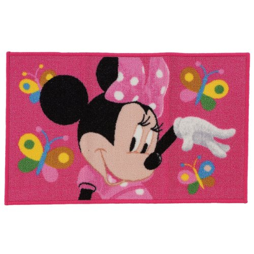 Pooh Carpet Winnie The (ABC Children Carpet Brand Officially Licensed and Disney)