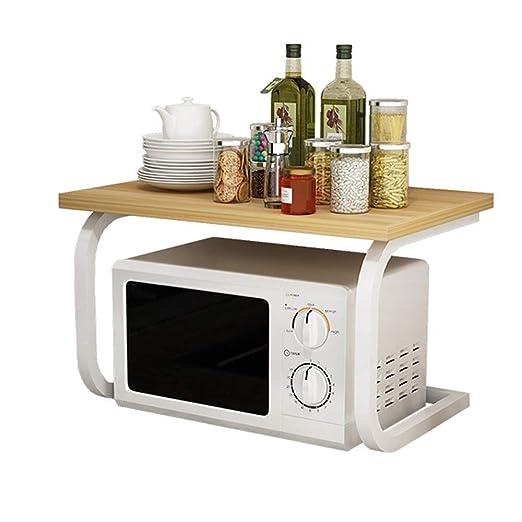 LULUVicky-Kitchen Estante de Horno para microondas Microondas ...