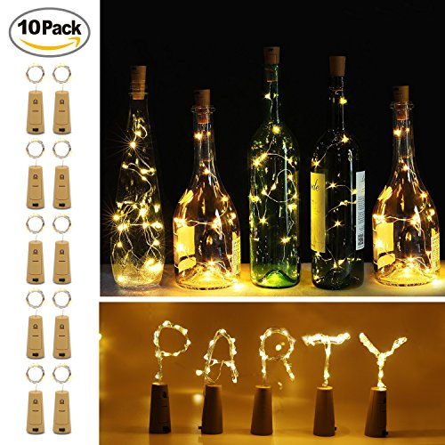 Top 10 best clear wine bottles for decoration 2020