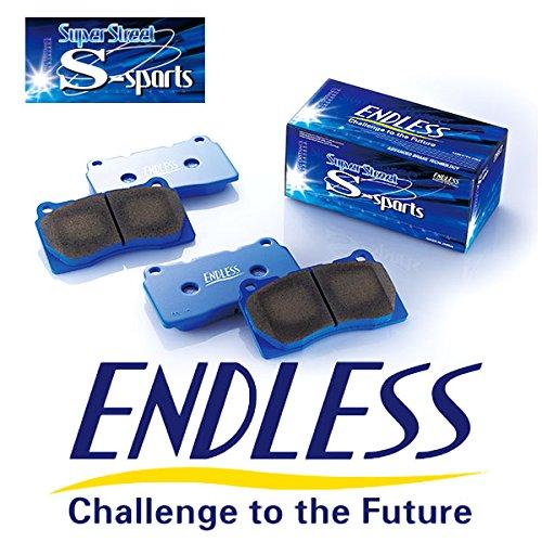 ENDLESS エンドレス ブレーキパッド SSS フロント用 シルビア S15 H11/1~H14/8 2.0L ターボ B07CSLLF84