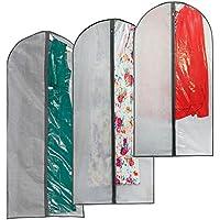 Garment bolsas para trajes–Vestido Bag Set Perfecto para fácil almacenamiento o Viaje