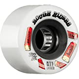 Bones Wheels Rough Riders Shotgun 56mm White (New)