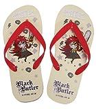 Black Butler Sd Grell Sandal Uni-sex ( 26 Cm)