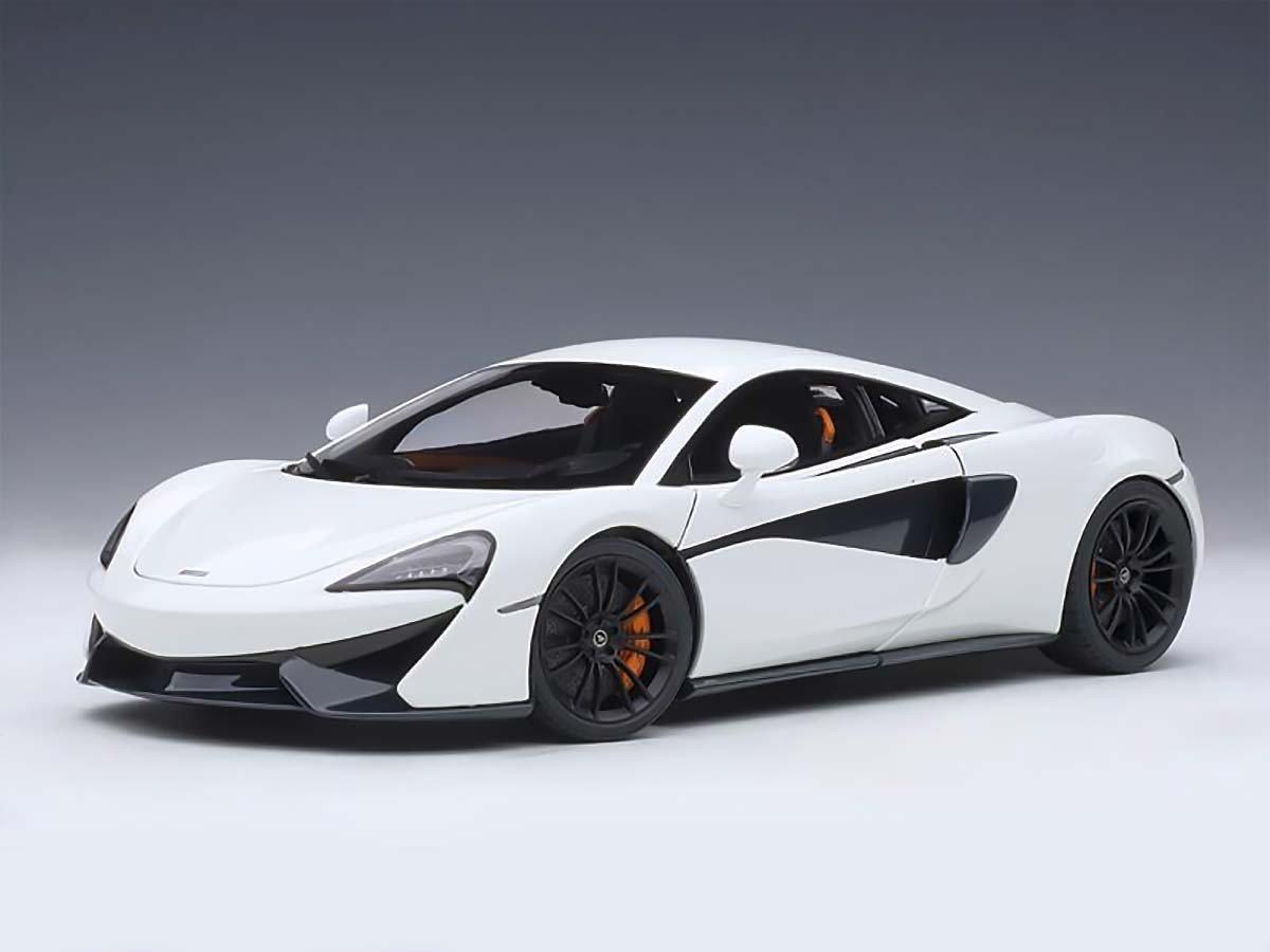 AUTOart-Collectible, 76041Car, White