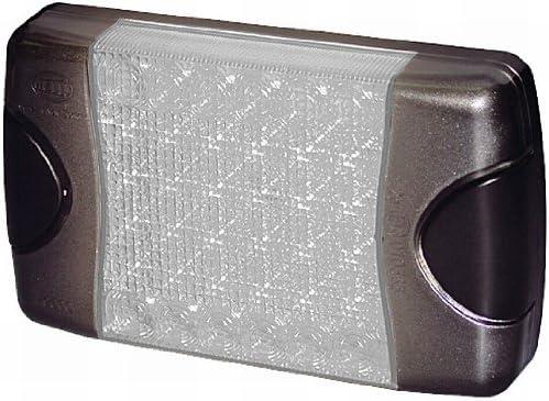 Cable: 2500mm DuraLED for vertical fastening mounting 12V//24V LED HELLA 2ZR 980 605-701 Reverse Light