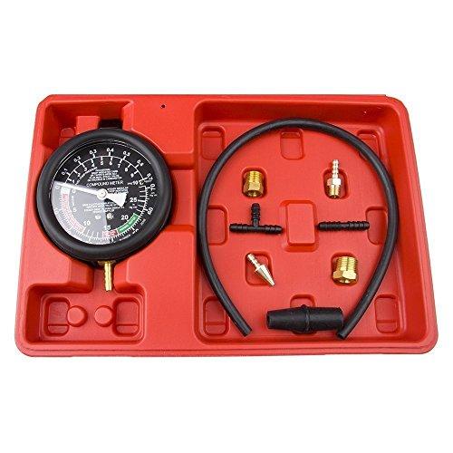 Bang4buck Fuel Pump & Vacuum Tester Carburetor Pressure Tester Gauge Set for Cars, SUVs,Trucks and ATVs by Bang4buck (Image #6)