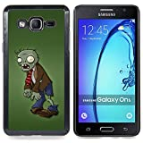 Smartphone Protective Case Slim PC Hard Cover Case for Samsung Galaxy On5 O5 / CECELL Phone case / / Zombie Green Man Monster Cartoon Character /