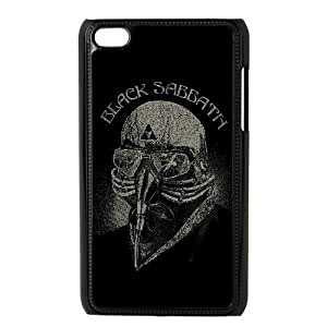 Black Sabbath For Ipod Touch 4 Cases Cell phone Case Coua Plastic Durable Cover