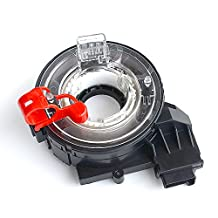Spiral Cable Clock Spring For VW Golf GTI Jetta MK5 Audi A3 Seat 1K0959653C