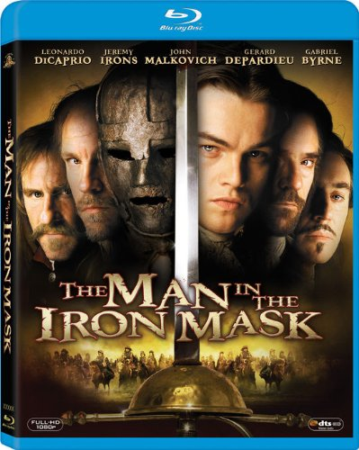 The Man In The Iron Mask (Two-Disc Blu-ray/DVD Combo)