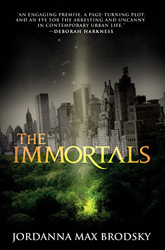 The Immortals (Olympus Bound) PDF