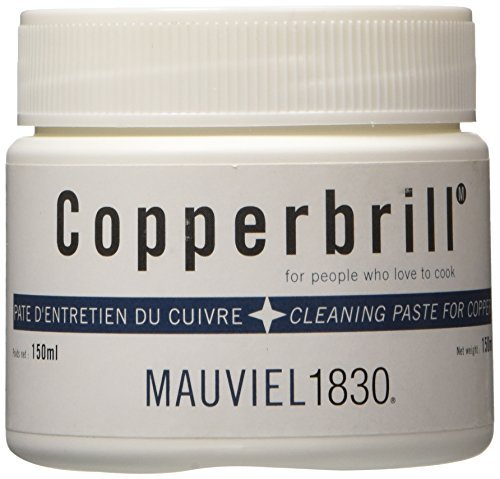 (Mauviel M'plus .15 liter Copperbrill Cleaner by Mauviel)