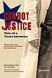 Cowboy Justice, Jim Gober, 0896724506