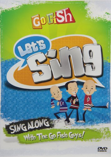 Let's Sing (Go Fish Guys Dvd)