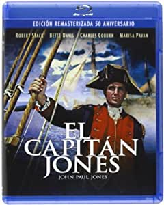 El Capitán Jones / John Paul Jones (Blu-Ray)
