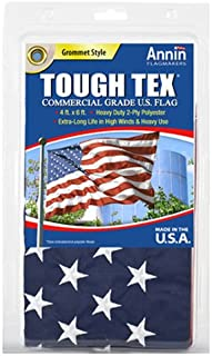 product image for annin flagmakers 182004 4 -Feet x 6 -Feet, Tough Tex US Flag