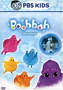 boohbah coloring pages - boohbah snowman artist not provided movies tv
