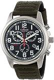 Citizen Men's AT0200-05E Eco-Drive Chronograph Canvas Watch from Citizen