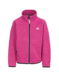 Trespass Childrens Girls Rilla Full Zip Fleece Jacket