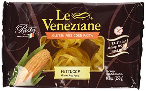 Le Venezian - Italian Fettucee [Gluten Free] (4) - 8.8 Oz Pkgs (Gluten Free Pasta From Italy compare prices)