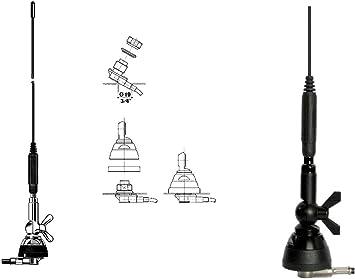 SIRIO Ska 108-500 SL - Antena VHF 108 (500 MHz): Amazon.es ...