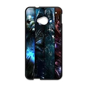 Character Phone Case Mass Effect For HTC One M7 NC1Q02285