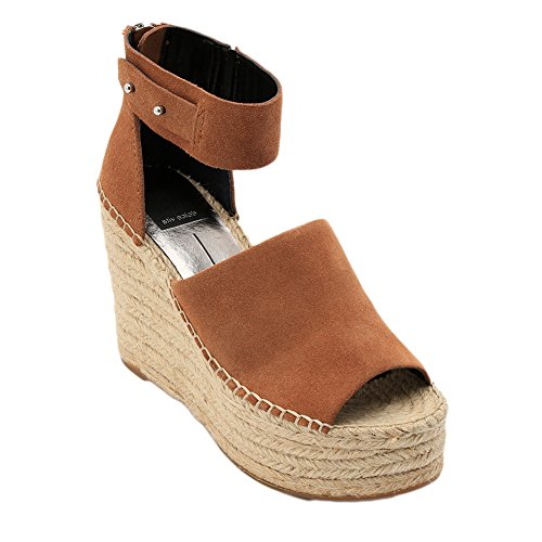 Dolce Vita Women's Straw Wedge Sandal