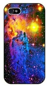 iphone 5c Nebula - black plastic case / Space, star, stars