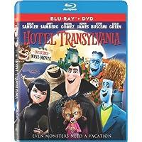 Hotel Transylvania Blu-ray / DVD + UltraViolet Digital Copy