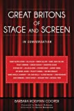img - for Great Britons of Stage and Screen: In Conversation book / textbook / text book