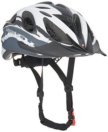 Limar 575 MTB Uni Helmet, Medium, Silver For Sale