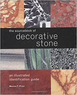 Book The Sourcebook of Decorative Stone: An Illustrated Identification Guide
