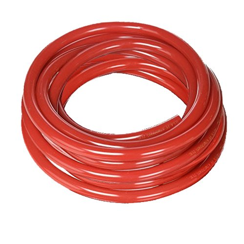 Accuflex 204-0509 Red PVC Tubing, 5/16in ID x 25ft, 100ft