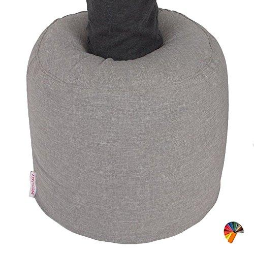 Poliestireno Bolas Azur Con Extraíble Relleno Puf De Cuadrado Forro Diseño Salón Arketicom Para Suave Soft Práctico Interior Moderno Ligero Y Cube qfRwp7pxO