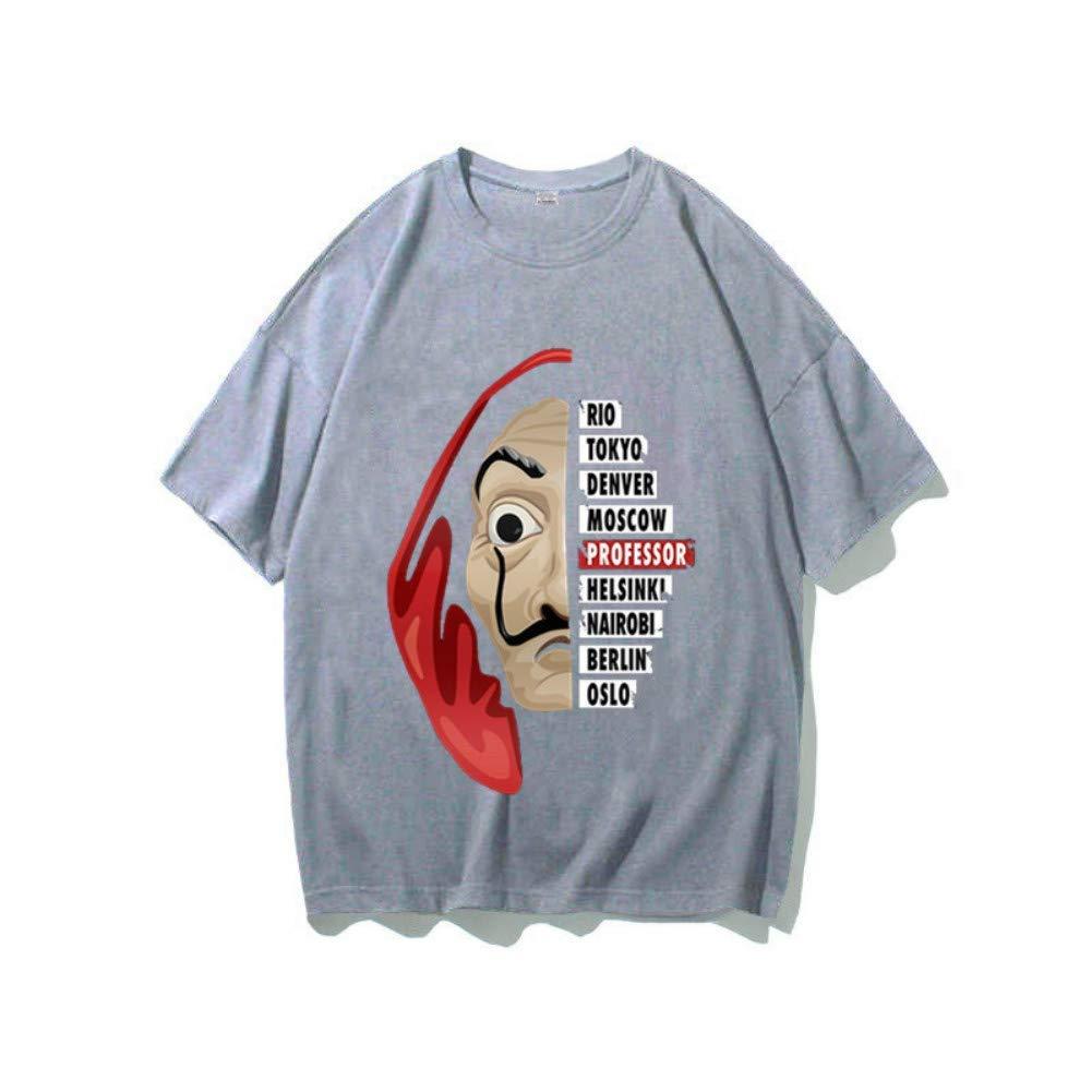 T-Shirt La Casa di Carta Casa de Papel Tokyo Professore Netflix TV Serie