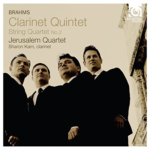 Brahms: Clarinet Quintet, String Quartet - String Quartets Clarinet