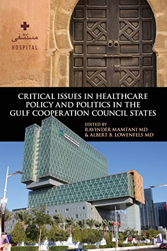 Critical Issues in Healthcare Policy and Politics in the Gulf Cooperation Council States by Georgetown University Press