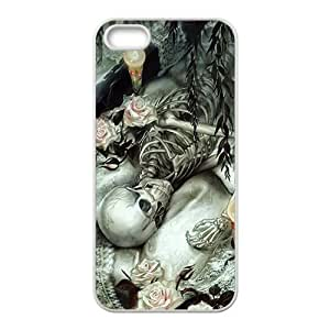 Skull Phone Case for iPhone 5S Case